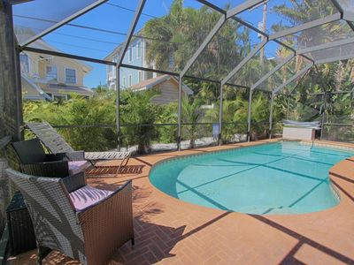 Beach House in Clearwater Beach with 3 Bedrooms - Beach Paradise  by Beach Time Rentals
