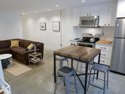 Photo for Industrial Chic ~ Sleeps 6 w pking!