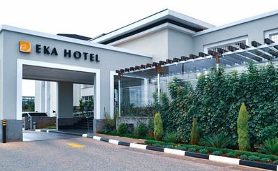 Photo for Have an distinctive safari experience wail staying at Eka Hotel
