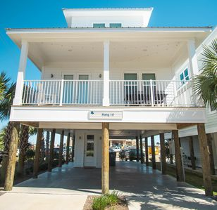 Photo for Hang 10|East Point Cottages|13 cottages|Gulf Shores|Across the street from the beach |Pool