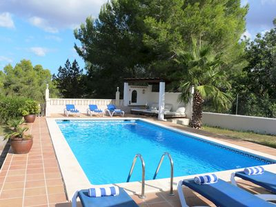Photo for Villa Susan Ibiza - Three Bedroom Villa, Sleeps 9