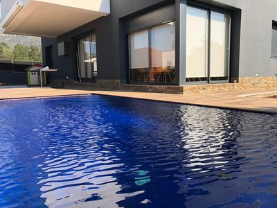 Photo for High standing villa with private pool