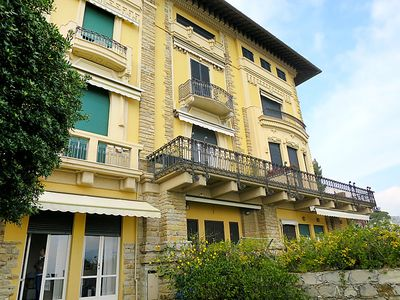 Photo for 3 bedroom Apartment, sleeps 6 in Santa Margherita Ligure with Air Con and WiFi