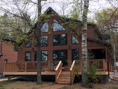 Photo for Cabin #3 Four Season Lakefront Home