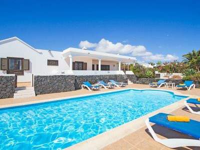 Photo for 5 bedroom Villa, sleeps 12 with Pool and FREE WiFi
