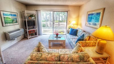 Photo for Sea Pines Marina with Ocean View