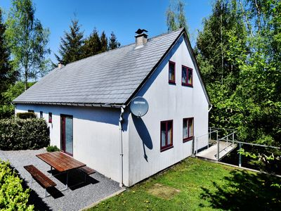 Photo for Cosy and comfortable house with sauna, jacuzzi, garden and terrace