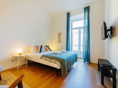 Photo for Amazing Studio in downtown Baixa! - Apartment for 2 people in Lisboa ciudad