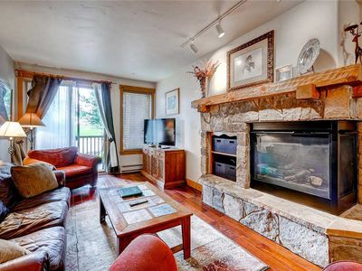 Photo for Cozy Summer Mountain Condo w/Private Balcony, WiFi, Pool & Hot Tubs!
