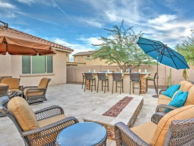 Photo for 3BR Goodyear Home w/Patio & Gourmet Kitchen