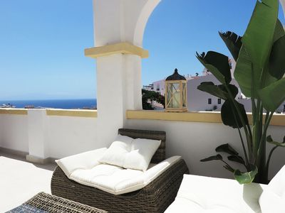 Photo for Luxury apartment ocean view Costa Adeje - Las Americas