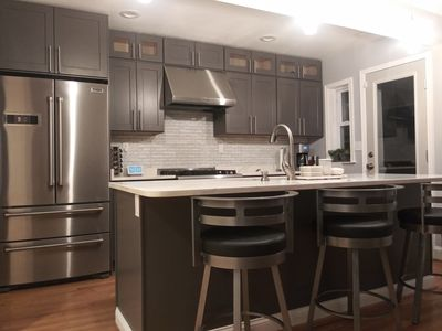 Photo for Newly renovated Located at Capitol Hill's East End - 4 bdrm 3 level rowhouse