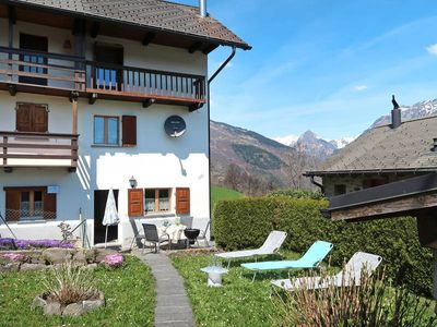 Photo for Vacation home Casa Maria Luisa  in Leontica, Ticino - 4 persons, 2 bedrooms