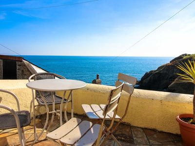 Photo for Ocean View, Portloe - sleeps 4 guests  in 2 bedrooms