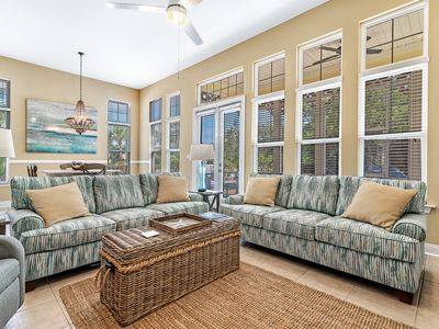 Photo for Gulf Haven - Professionally Decorated and Furnished - Take a Look!