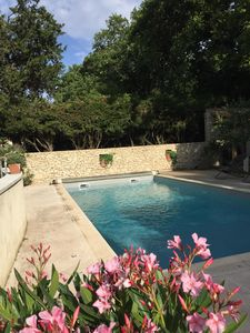 Photo for Beautiful villa, 2 minutes from Avignon, with a private pool.