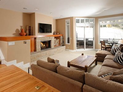 Photo for Deerbrook Townhome C5 Ski/Ski Out on Assay Hill in Snowmass Village