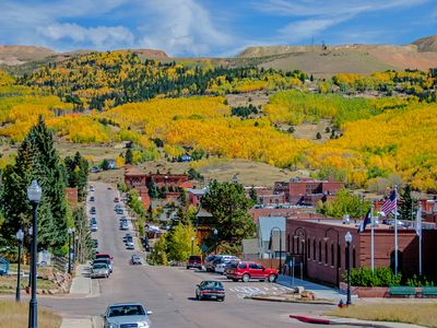 Photo for Down Town in the Heart of Cripple Creek National Historic District Bishops Cabin