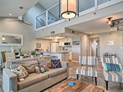 Photo for NEW! Sunny Condo w/Pool: Walk to Indian Shores BCH