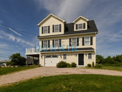 Photo for Brand New Home, Views of Salt Pond, Close to Beaches, Stunning Property