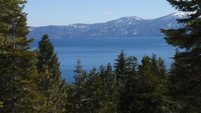 Photo for Beautiful Tahoe Lakeviews - West Shore - 4BR/2BA- Meeks Bay-WiFi