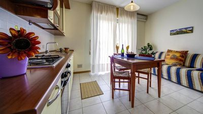 Photo for Apartment in the center of Arezzo with Internet, Air conditioning, Lift, Terrace (405101)