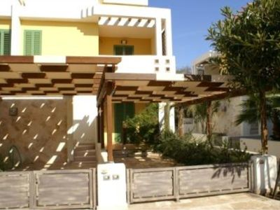 Photo for Villetta Mimosa 11 is located in Baia Verde, a residential area right outside Gallipoli, and is just