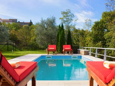 Photo for Beautiful Villa Momiano, in Istria, with a Pool