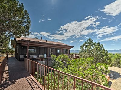 Photo for Dolores Home on 19 Acres w/ 360-Degree Views!