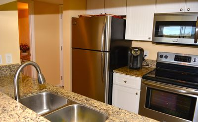 Nice Kitchen with updated counters and appliances