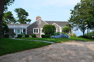 Chatham Waterfront House with 200'+ of private beach.