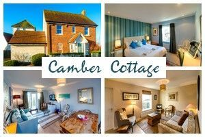 Photo for Camber Cottage -  a cottage that sleeps 8 guests  in 4 bedrooms