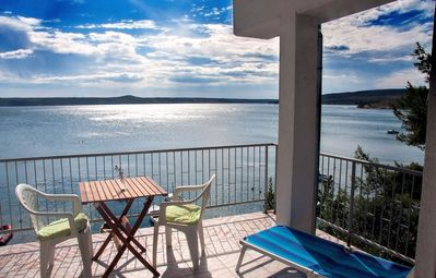 Photo for Apartment Dubravko  A Bepina (2+2)  - Maslenica, Zadar riviera, Croatia