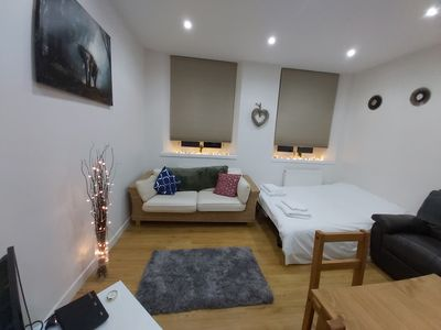 Photo for Bright Spacious & Modern - Very Central Apartment