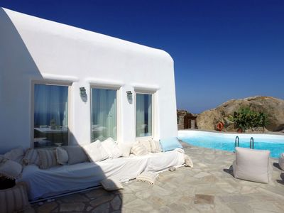 Photo for BlueVillas | Villa Orion | Private infinity pool & pool bar for secluded parties