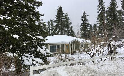 Front of house facing Mt Rose highway.