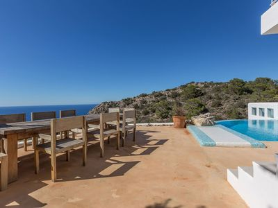Photo for Luxury Can Lorenzo, in Ibiza, with private pool, 5 bedrooms, 10 sleeps