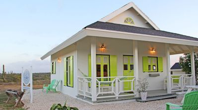 West Indies style Cottage on the North shore of Aruba