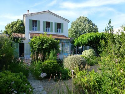 Photo for Village house with garden landscape between the beach and the port (La Ciotat / Cassis)