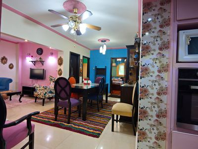 Photo for 🌞Modern Cozy Apt In The Heart Of Cairo Close To Tahrir SQ🌞