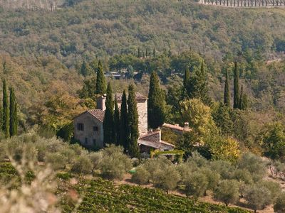 Photo for 6BR Country House / Chateau Vacation Rental in Radda in Chianti, Toscana