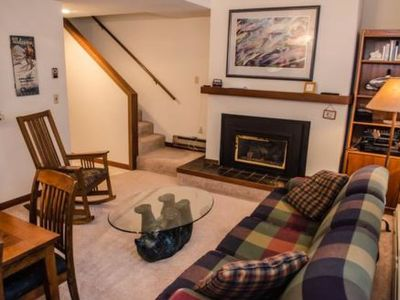 Photo for Apartment 20SW 2 Story Condo with WiFi!  in Mt. Baker/ Glacier, Washington - 6 persons, 2 bedrooms