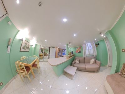 Photo for Charming 3 * duplex for 4 to 7 people in the center of nice, near old town