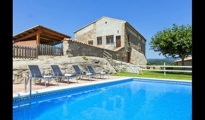 Photo for 8 bedroom Villa, sleeps 17 with Pool and FREE WiFi