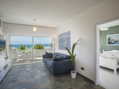 Photo for Imagine You and Your Family Renting this Perfect Holiday Apartment minutes from the beach, Apartment Larnaca 1009