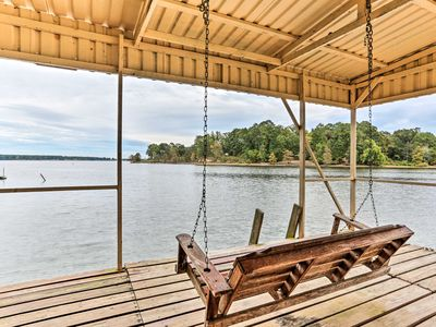 Photo for NEW-Many Home w/Fire Pit, Game Room on Toledo Bend