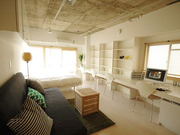 5115 Clean and Comfortable room in Akihabara