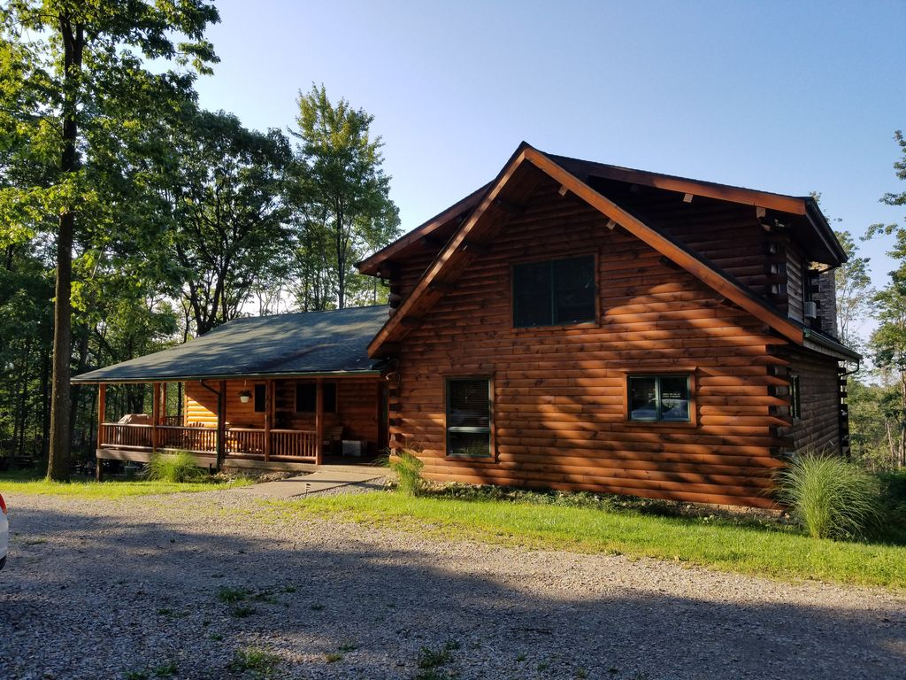 pa laurel rentals stonewood vacation in stunning absolutely lodge highlands cabins stay places to cottages