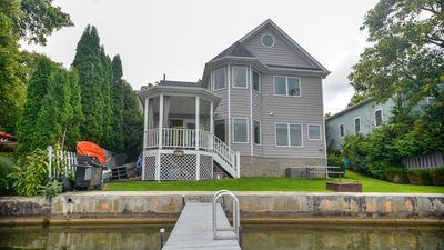 Photo for Three C's Hideaway- East Side Conesus Lake Luxury Home