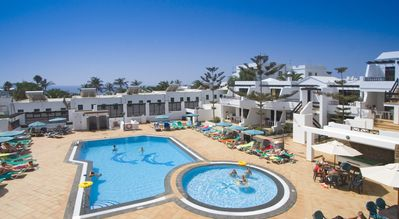 Photo for 1 Bedroom Club Oceano Apartment on a Small Family Complex with Heated Pool